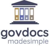 Gov Docs Made Simple - Logo