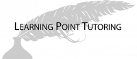 Learning Point Tutoring - Logo