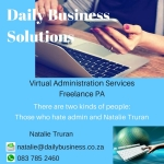 A - Daily Business Solutions Typing Service - Logo