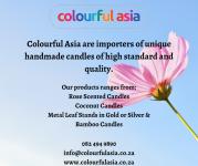Colourful Asia - Logo