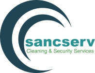 sancserv cleaning services - Logo