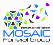 Business Name:   Mosaic Funerals East Rand - Logo