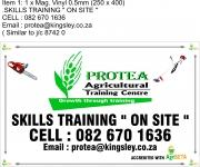 Protea Agricultural Training Centre - Logo
