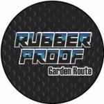 Rubberproof Garden Route - Logo