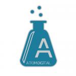Atom Digital Web Design  - Logo