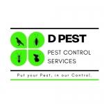 Dpest Pest Control Services - Logo