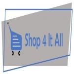 Shop 4 It All - Logo