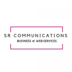 SR COMMUNICATIONS  - Logo
