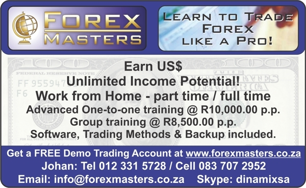 Forex academy in south africa