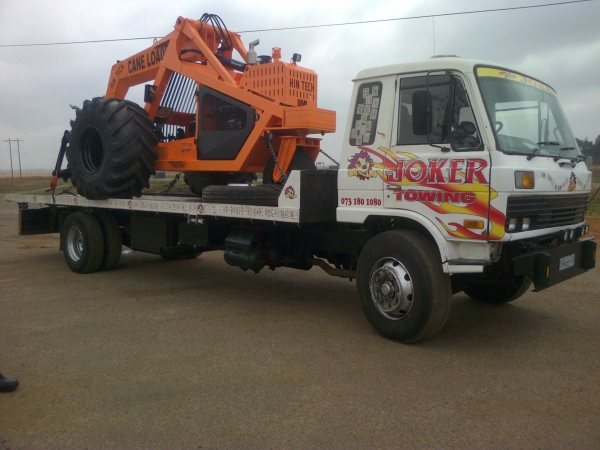 Aaa Towing Rates >> Joker Towing CC Towing and Recovery, Transportation and Logistics in Dalpark, Brakpan, Gauteng ...