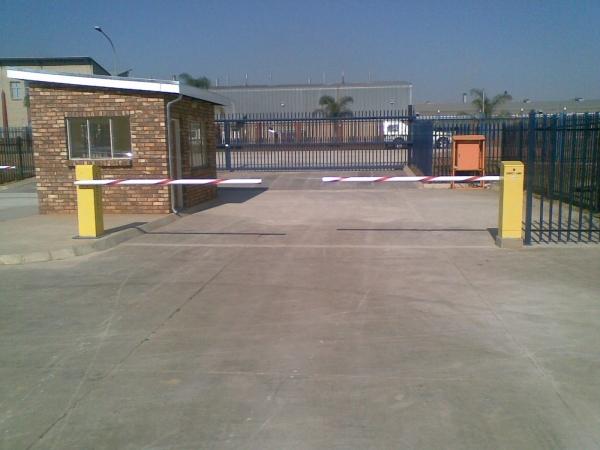 Centurion Auto Gate Cc Safety Equipment Factory