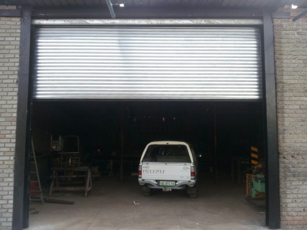Prestige Roller Shutter Doors Installation And Service