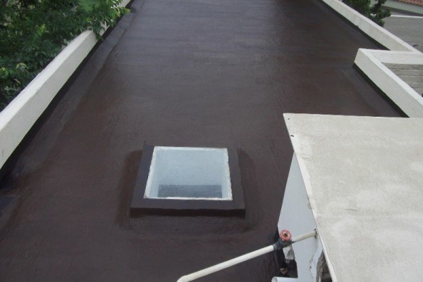 Roof And Wall Coating Painting Maintenance Construction