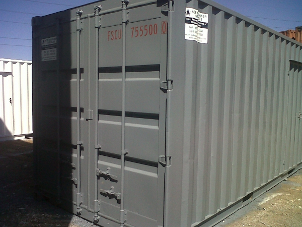 Ace Container Services Pty Ltd Containers Packaging