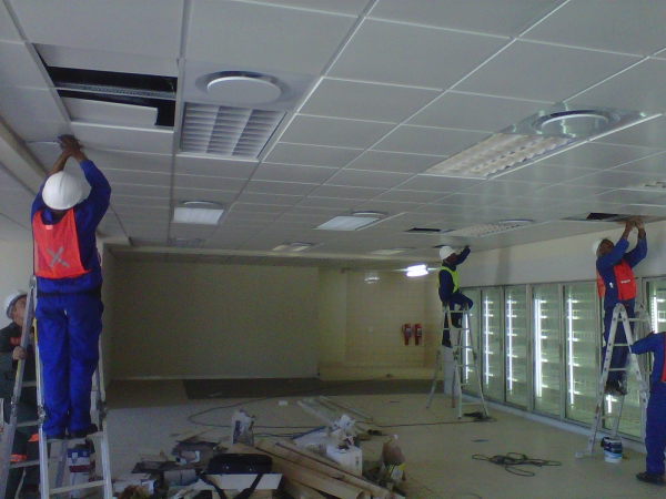 Ceiling And Partitioning Gauteng Construction And