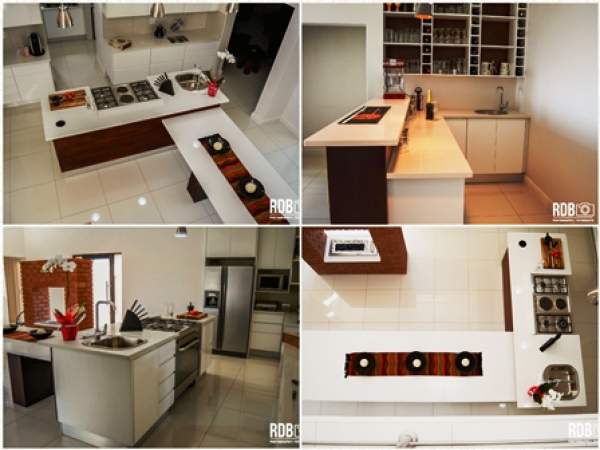 Ergo designer kitchens cupboards kitchens home for Kitchen designs pretoria