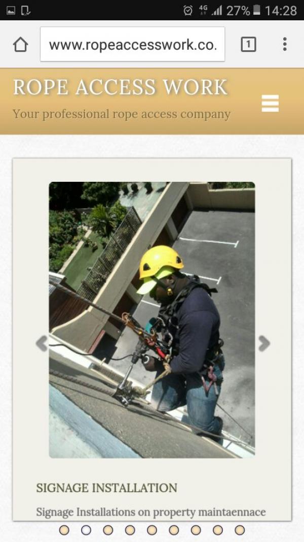 Rope Access Contractors International Pty Ltd Critical