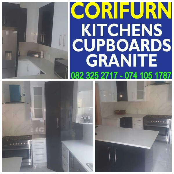Kitchen Cupboards Cape Town: Corifurn Kitchens & Office Furniture Kitchens, Home