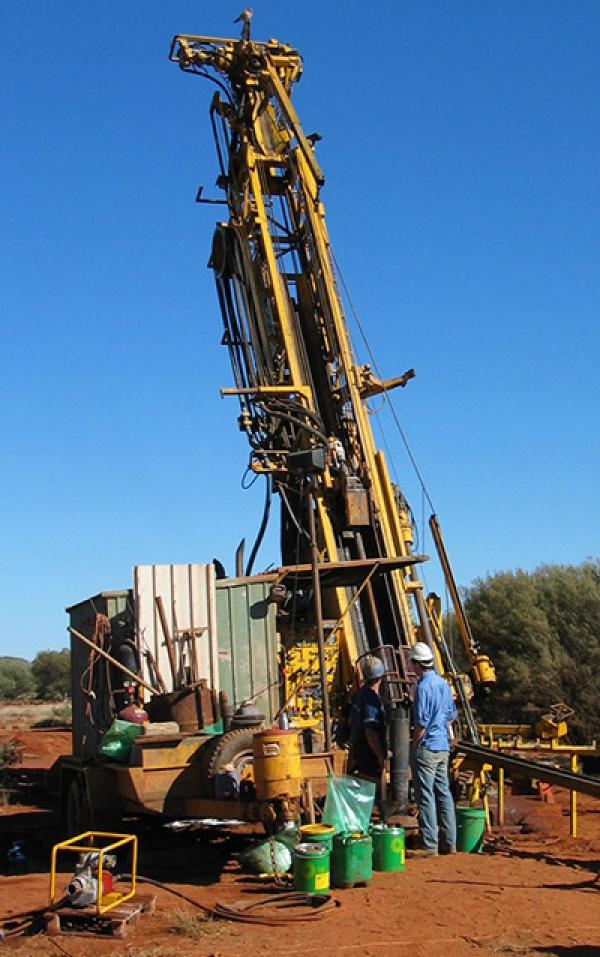 Water Brick Uganda Borehole Drilling Well Drilling