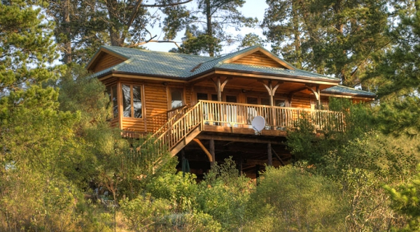 Revo timber home kits modular residential housing for 4 bed log cabins for sale