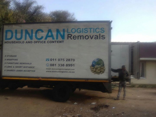 Duncan Logistics Amp Removals Moving Company Removals