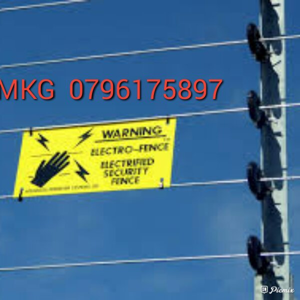 Mkg Electric Fences 0796175897 Electrical Repairs And