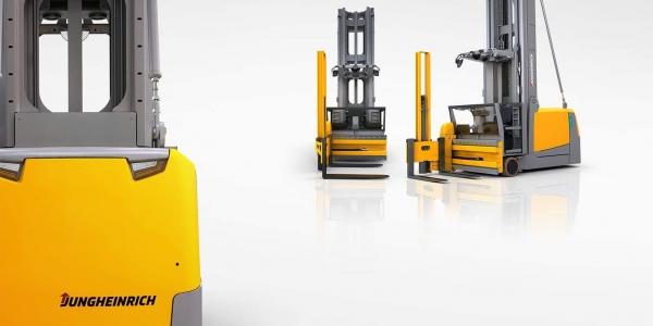 Jungheinrich South Africa Forklifts, Factory Automation, Industrial
