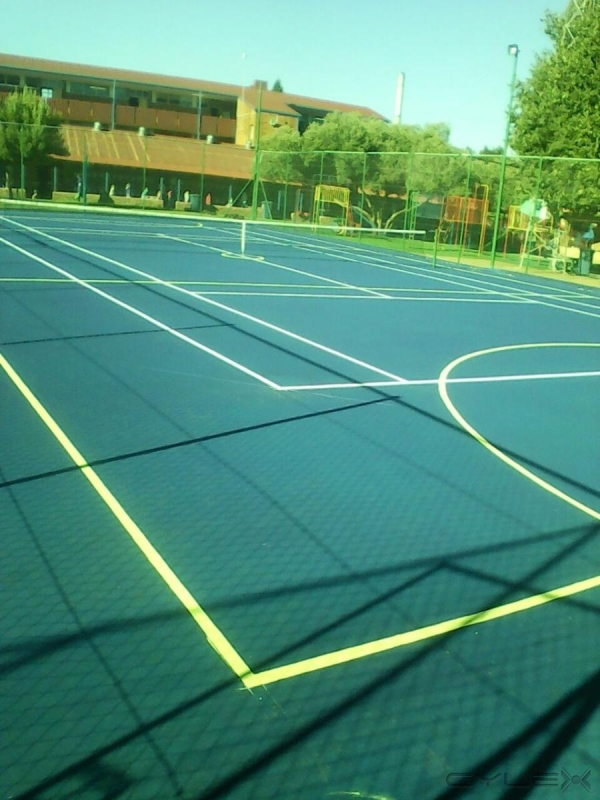 Trust Tennis Courts Construction And Projects Asphalt