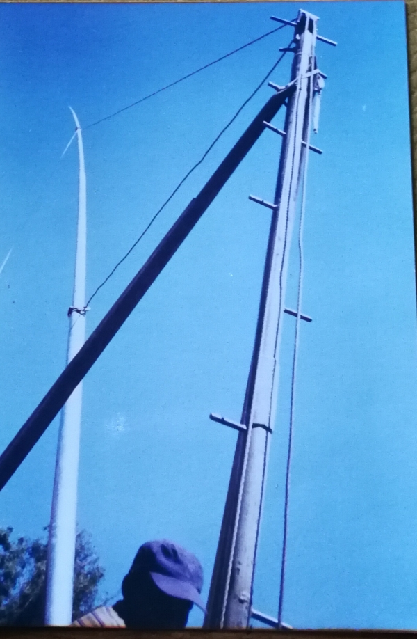 Unipolelightningsa Lightning Protection Masts Steel