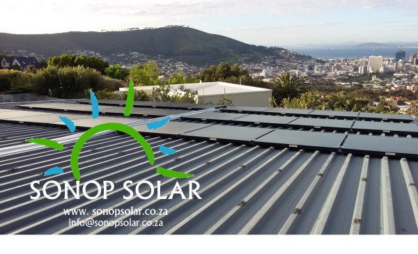 Sonop Solar Solar Installer Electric Solar Renewable