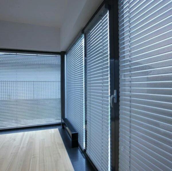 Rayie Dikur Custom Blinds Built In Cupboards Window