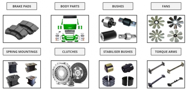 apollo truck spares heavy truck part supplier  truck parts and repair  trucking  transportation