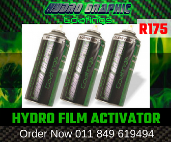 Hydro Graphic Coatings Novelties and Souvenirs, Consumer