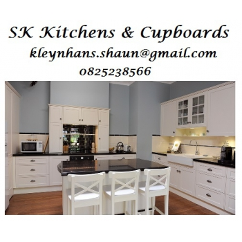 Sk kitchens cupboards wood materials manufacturing in for Kitchen fitters gauteng