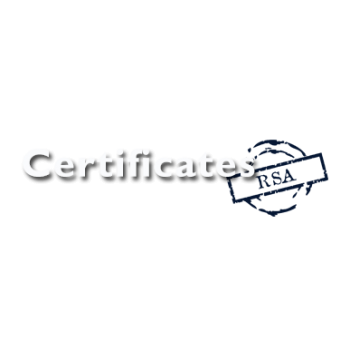 how to get a rsa certificate free